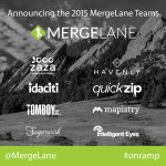 MergeLane 2015 Teams