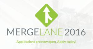 MergeLane Accelerator Applications Open